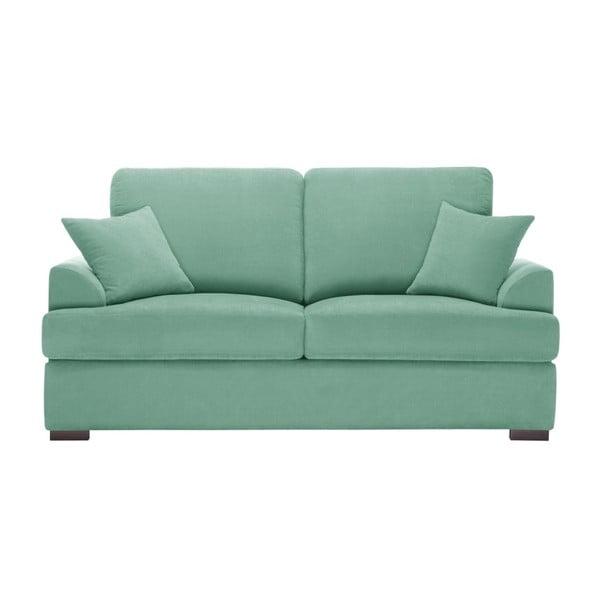 Sofa 2-osobowa Jalouse Maison Irina, miętowa