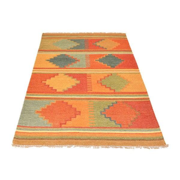 Wełniany dywan Kilim 837, 120x170 cm