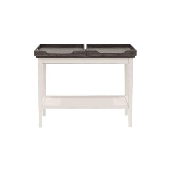 Biały nocny stolik Canett Skagen Tray