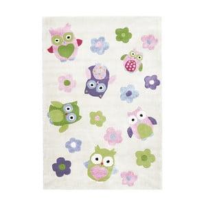 Dywan dziecięcy Happy Rugs Holly Owls, 160x230 cm