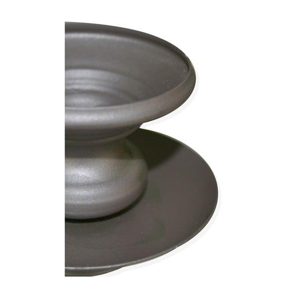 Metalowy świecznik Candelabrum, 40 cm