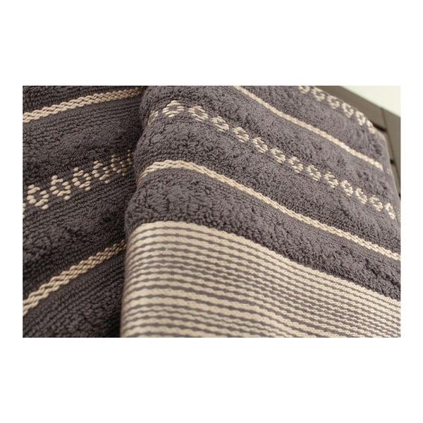 Zestaw 2 ręczników Bombeli Black