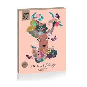 Zestaw dekoracji Mon Petit Art Animal Fantasy