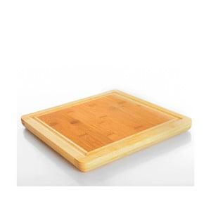 Bambusowa deska do krojenia Bambum, 28x28 cm