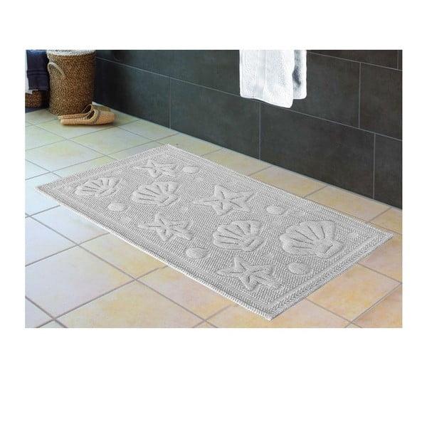 Mata łazienkowa Istra Grey, 60x100 cm