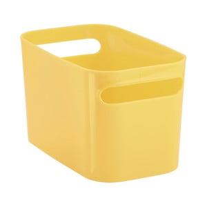 Pojemnik Una Yellow, 6x10 cm