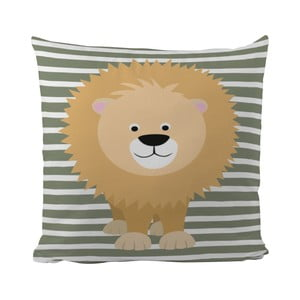 Poduszka   Lion in Beige, 50x50 cm