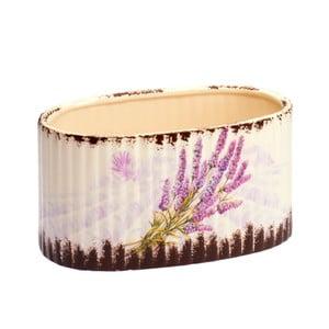 Ceramiczna doniczka Lavender