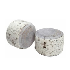Puf Birch Tree, 60 cm