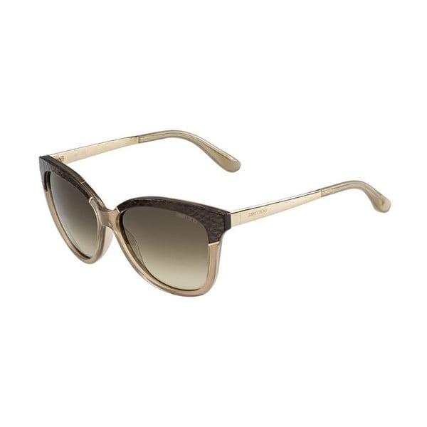 Okulary przeciwsłoneczne Jimmy Choo Ines Mud/Brown