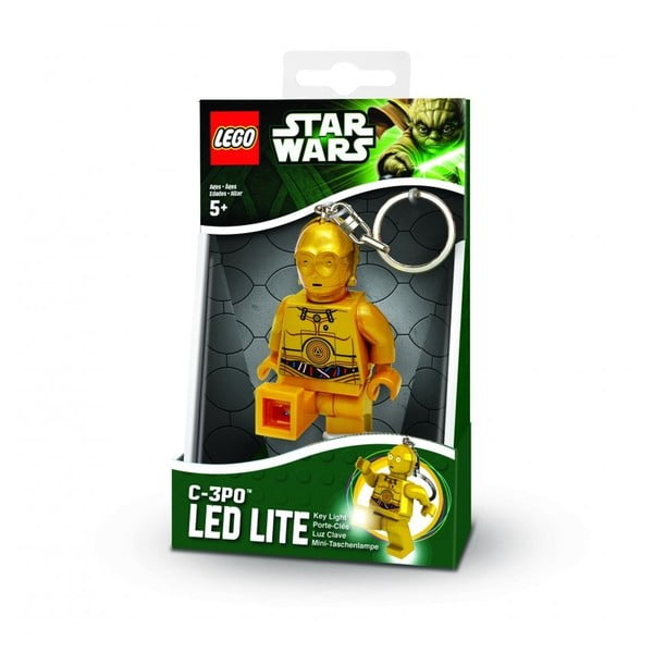 Breloczek świecący LEGO® C3PO