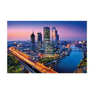 Plakat wielkoformatowy Moscow Twilight, 175x115 cm