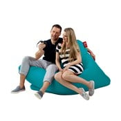 Worek do siedzenia Sofa, turkusowy