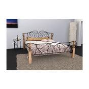 Łóżko metalowe Classic Maris
