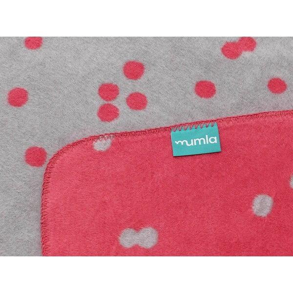 Koc Mumla Confetti, 100x150 cm