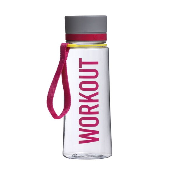 Zestaw 4 butelek podróżnych Premier Housewares Mimo Water Bottle 650ml