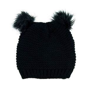 Czapka Ears Black
