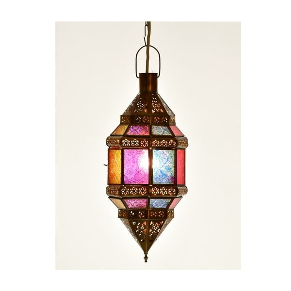 Lampion arabski Goa 15x38 cm