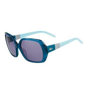 Damskie okulary przeciwsłoneczne Lacoste L629 Blue
