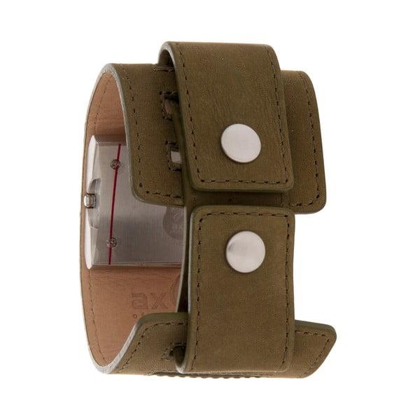 Skórzany zegarek damski Axcent X69911-634