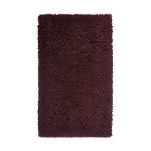 Burgudnowy dywanik łazienkowy Aquanova Mezzo, 70x120 cm