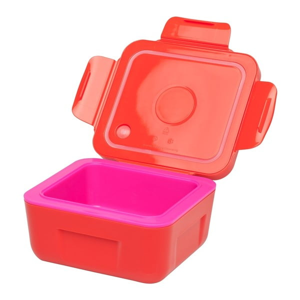 Pojemnik termiczny na żywność Aladdin 470 ml, czerwony