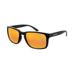 Męskie okulary przeciwsłoneczne Lotus L758606 Matt Black