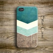 Etui na iPhone 6 Wood Arrow Green