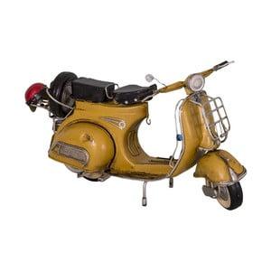 Dekoracja skuter Yellow