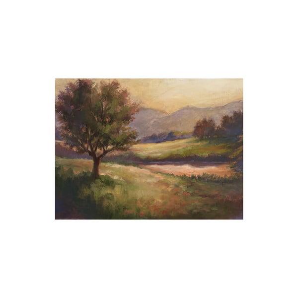Obraz Foothills, 60x80 cm