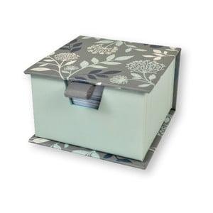 Bloczek do notatek w pudełku Mirabelle by Portico Designs, 400str.