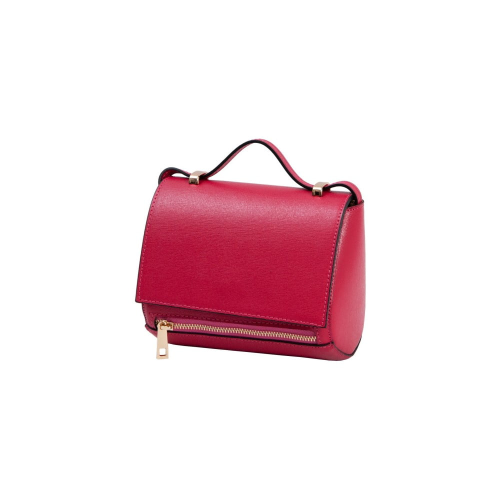 8894c7f8990c9 Różowa torebka skórzana Andrea Cardone Giosetta