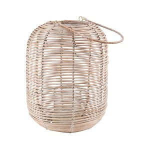 Lampion rattanowy Butlers Asia, ⌀ 23 cm