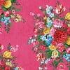 Tapeta Pip Studio Dutch Painters, 0,52x10 m, różowa