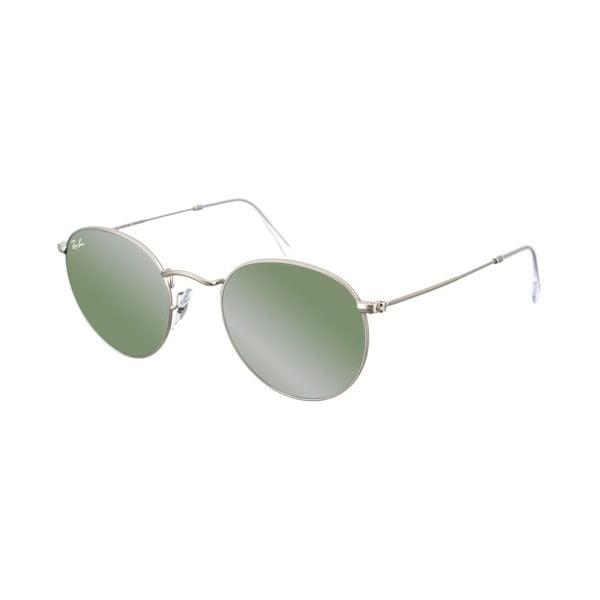 Okulary przeciwsłoneczne Ray-Ban Round Flash Silver