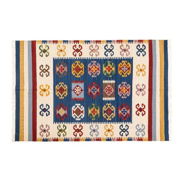 Dywan ręcznie tkany Kilim Dalush 205, 150x90 cm