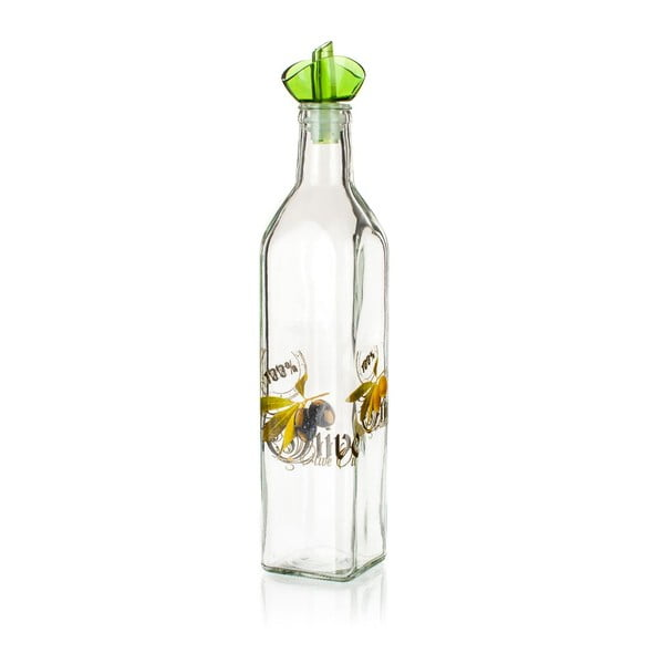 Butelka na olej Olive Yellow, 500 ml