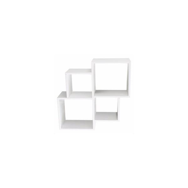 Półka wisząca Oyo, biała