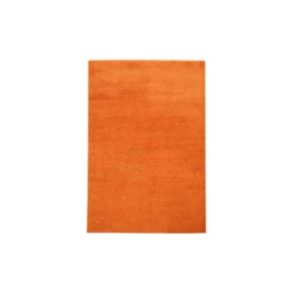 Dywan wełniany Kerima Orange, 140x200 cm
