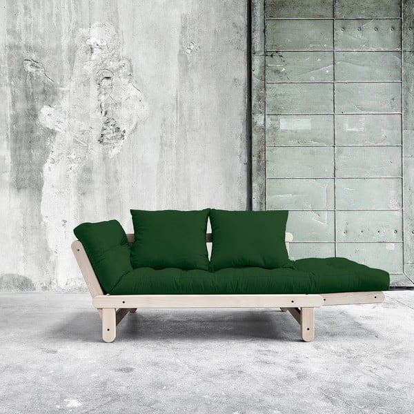 Sofa rozkładana Beat Beech/Botella