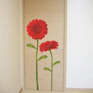 Naklejka Ambiance Gerbera Flowers