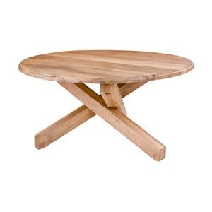 Stolik z drewna mangowego House Nordic Satna