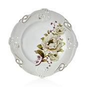 Zestaw 6 porcelanowych talerzy Franz Richard, ⌀ 27 cm