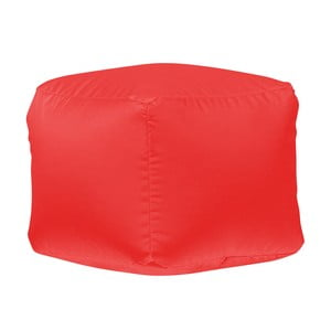 Czerwony puf Sit and Chill Mactan