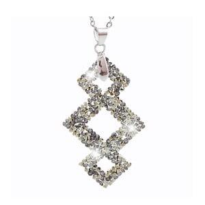 Naszyjnik z kryształami Swarovskiego® Yasmine Elsde
