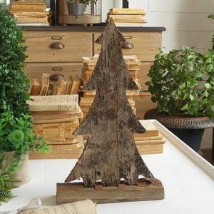 Dekoracja drewniana Orchidea Milano Xmas St. Moritz, 40 cm