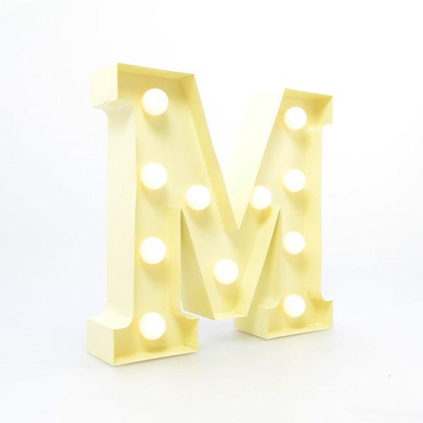 Światło dekoracyjne Carnival M, waniliowe