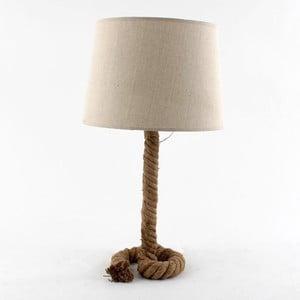 Lampa stołowa Zakotwiczona lina 35x63 cm