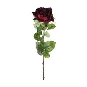 Duża sztuczna róża Baroq