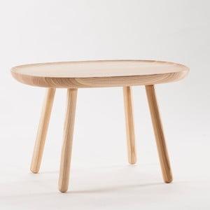 Naturalne stolik z litego drewna EMKO Naïve Medium